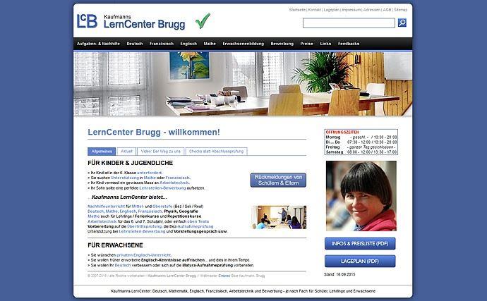 Createc erstellt Ihre Website